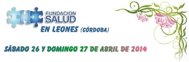 La Fundación Salud estará en Leones - Córdoba