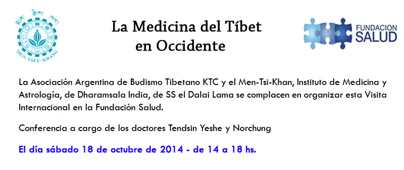 La medicina del Tibet en Occidente