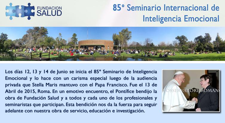 Nuevo Seminario de Inteligencia Emocional